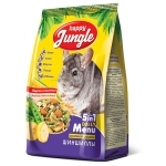 HAPPY JUNGLE Корм для шиншилл 400гр