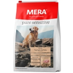MERADOG Pure Senior гипоаллергенный корм для стареющих собак с индейкой и рисом 4 кг