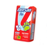 Подгузники LUXSAN Premium Medium 5-10 кг №14 14 шт