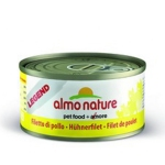ALMO NATURE LEGEND консервы для кошек куриное филе  70 гр